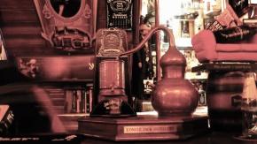 El museo-bar de JackDaniel's